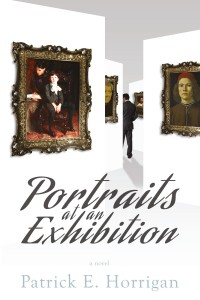 Portraits at an Exhibition cover - click to view full size