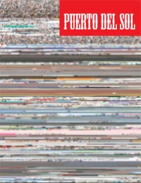 Puerto del Sol – Issue 49.2 cover - click to view full size