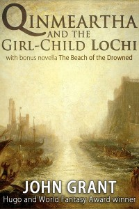 Qinmeartha and the Girl-Child LoChi cover - click to view full size