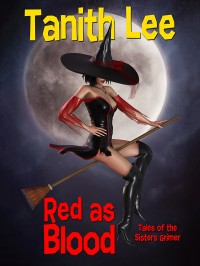 Red as Blood, or Tales from the Sisters Grimmer cover - click to view full size