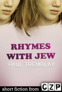 Rhymes with Jew cover - click to view full size