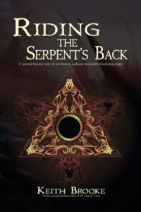 Riding the Serpent's Back cover - click to view full size