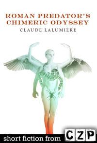 Roman Predator's Chimeric Odyssey cover - click to view full size
