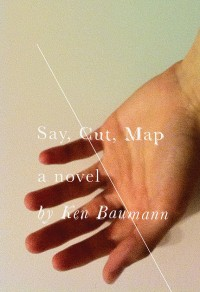 Say, Cut, Map cover - click to view full size