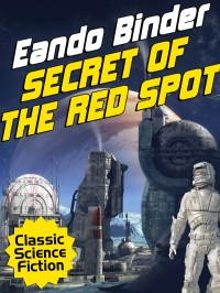 Secret of the Red Spot cover - click to view full size
