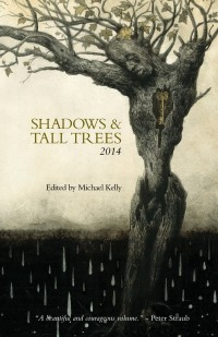 Shadows and Tall Trees cover - click to view full size