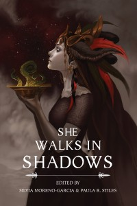 She Walks in Shadows cover - click to view full size