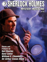 Sherlock Holmes Mystery Magazine #13 cover - click to view full size