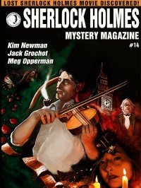 Sherlock Holmes Mystery Magazine #14 cover - click to view full size