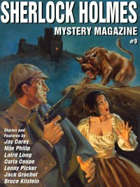 Sherlock Holmes Mystery Magazine #9 cover - click to view full size