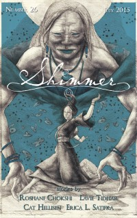 Shimmer Magazine – Issue 26 cover - click to view full size
