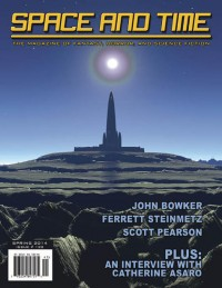 Space and Time Magazine Issue #120 cover - click to view full size
