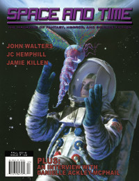 Space and Time Magazine Issue #126 cover - click to view full size