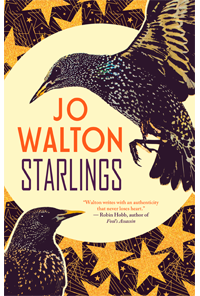 Starlings cover - click to view full size