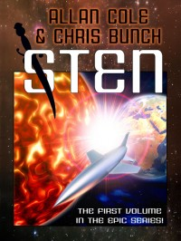 Sten (Sten #1) cover - click to view full size