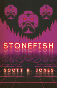 Stonefish cover - click to view full size
