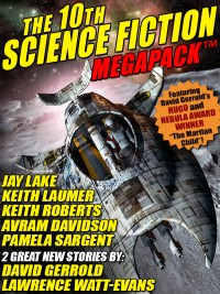 The 10th Science Fiction MEGAPACK ® cover - click to view full size