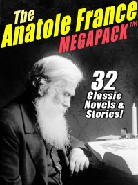 The Anatole France MEGAPACK ® cover - click to view full size