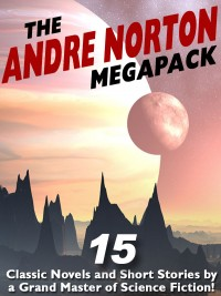 The Andre Norton MEGAPACK ® cover - click to view full size