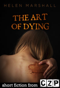 The Art of Dying cover - click to view full size
