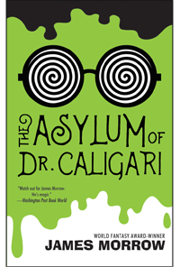 The Asylum of Dr. Caligari cover - click to view full size
