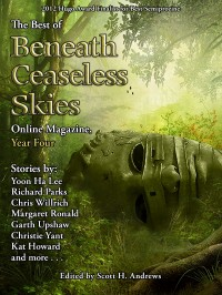 The Best of Beneath Ceaseless Skies Online Magazine, Year Four cover - click to view full size