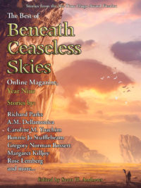The Best of Beneath Ceaseless Skies Online Magazine, Year Nine cover - click to view full size