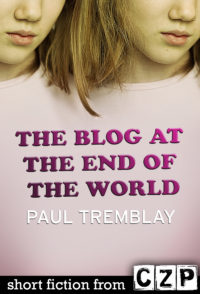 The Blog at the End of the World cover - click to view full size