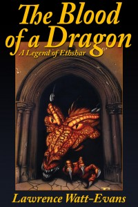 The Blood of a Dragon cover - click to view full size