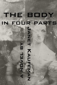 The Body in Four Parts cover - click to view full size