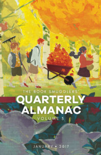 The Book Smugglers' Quarterly Almanac: Volume 3 cover - click to view full size