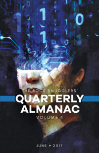 The Book Smugglers' Quarterly Almanac: Volume 4 cover - click to view full size