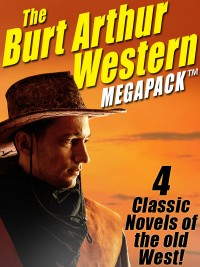 The Burt Arthur Western MEGAPACK ® cover - click to view full size