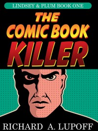 The Comic Book Killer cover - click to view full size