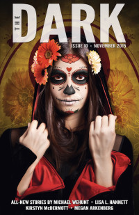 The Dark Issue 10 cover - click to view full size