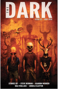 The Dark – Issue 12 cover - click to view full size