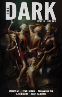 The Dark Issue 13 cover - click to view full size