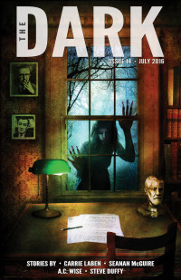 The Dark – Issue 14 cover - click to view full size