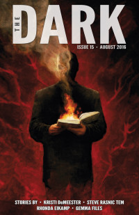 The Dark – Issue 15 cover - click to view full size