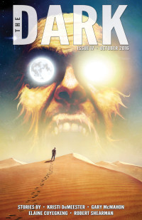 The Dark – Issue 17 cover - click to view full size