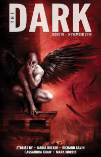 The Dark – Issue 18 cover - click to view full size