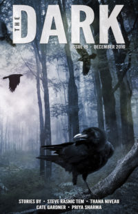 The Dark Issue 19 cover - click to view full size
