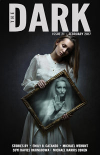 The Dark – Issue 21 cover - click to view full size