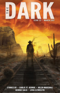 The Dark – Issue 22 cover - click to view full size