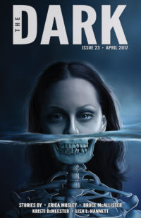The Dark – Issue 23 cover - click to view full size