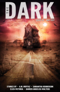 The Dark – Issue 24 cover - click to view full size