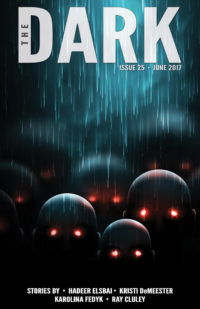 The Dark – Issue 25 cover - click to view full size