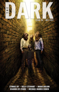 The Dark – Issue 26 cover - click to view full size