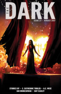 The Dark – Issue 27 cover - click to view full size