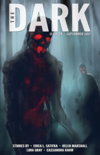 The Dark – Issue 28 cover - click to view full size